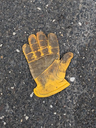 Home Depot Leather Work Glove