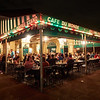 Cafe Life at Cafe Du Monde - New Orleans, Louisiana