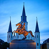 Jackson Square - New Orleans, Louisiana