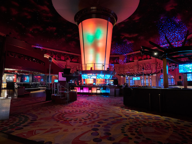 Harrah's Casino Interior - New Orleans