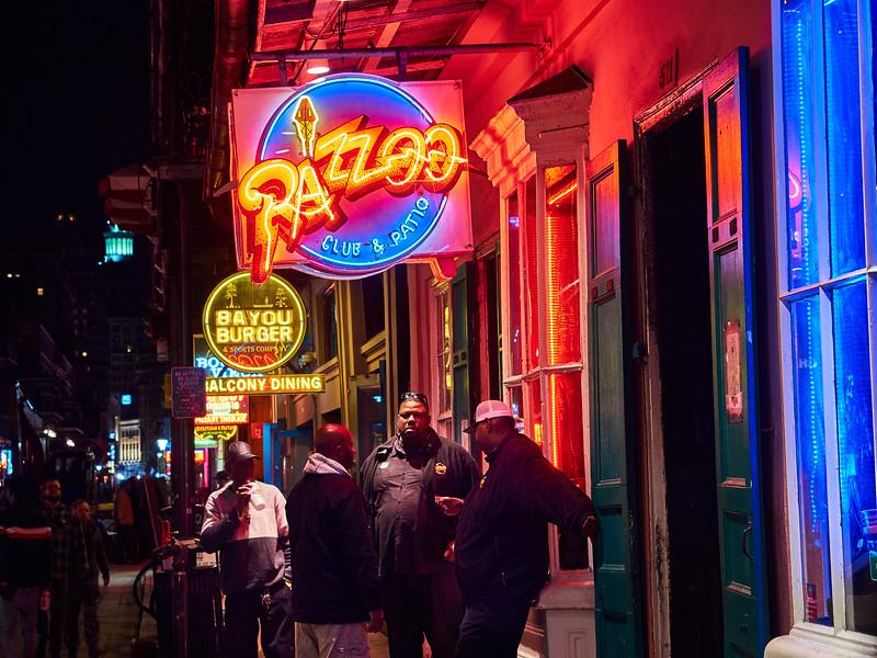Neon, Razzoo - New Orleans, Louisiana
