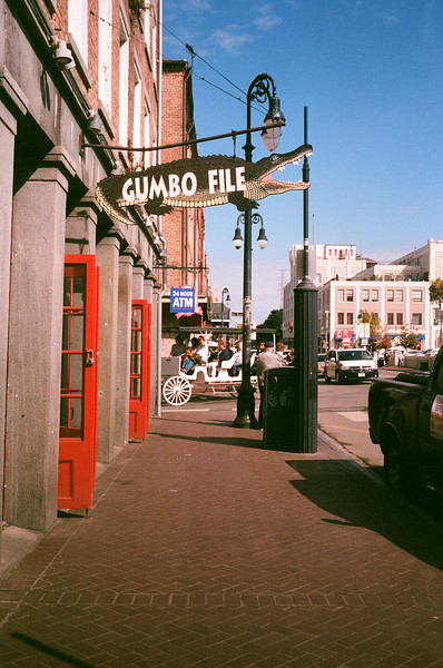 Gumbo File - New Orleans, Louisiana