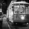 Canal Streetcar - New Orleans, Louisiana