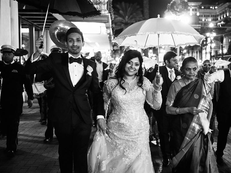 Wedding Parade - New Orleans, Louisiana