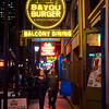 Neon, Bayou Burger - New Orleans, Louisiana