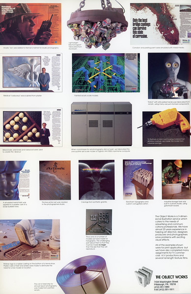 The Object Works - 1987-1989