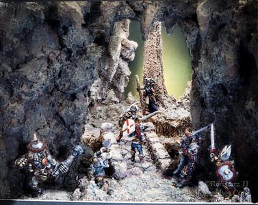 AD&D Diorama