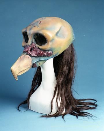 King Vulture Mask
