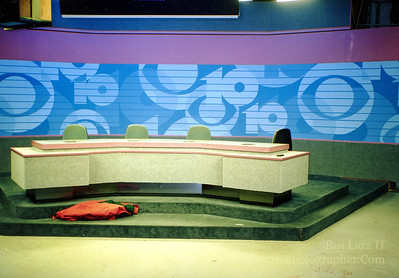 News Room Sets