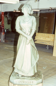 A Statue Created for a Movie Set
