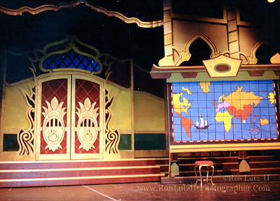"Set Pieces - ""The King & I"""