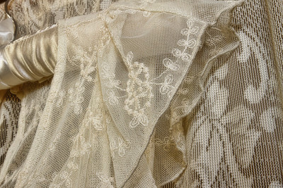 A Touch of Lace...
