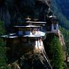 Tiger's Nest, Bhutan.