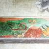 MEXICO. TEOTIHUACAN. PALACIO DE LOS JAGUARES PALACE. MURALS. TEMPLE.