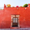 SAN MIGUEL DE ALLENDE. RED HOUSE.
