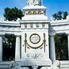 MEXICO CITY. HEMICICLO A BENITO JUAREZ MONUMENT.