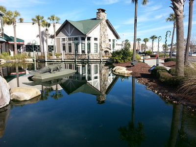 Myrtle Beach, South Carolina. ..Bass Pro Shop entrance