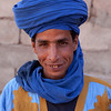 TAGOUNITE. DRAA VALLEY. MOROCCO. BERBER MAN.
