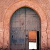 KASBAH TAMDAKHT. HIGH ATLAS. CENTRAL MOROCCO. GATE [1]