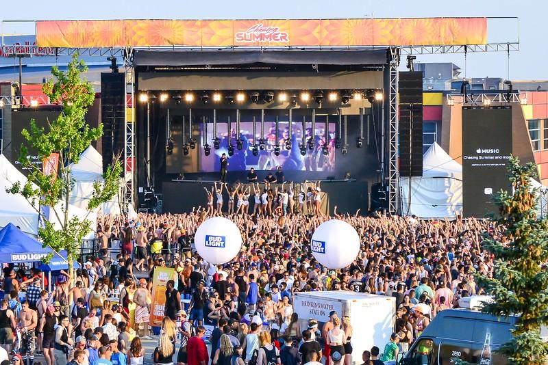 Chasing Summer Festival