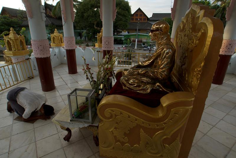 University for Monks - Myanmar   Burma - Mandalay