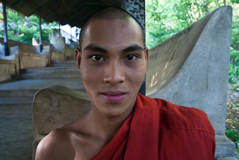 Mandalay Hill - Mandalay - Myanmar | Burma by JeeWee 2009