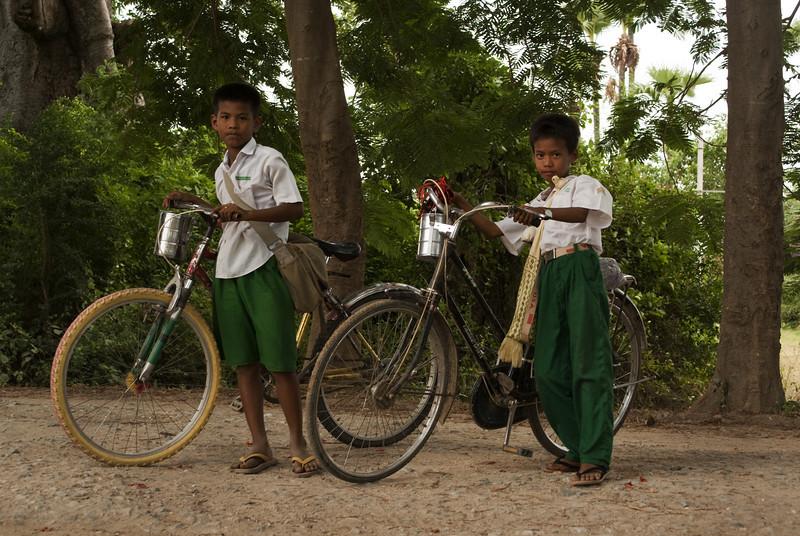 Inwa, Mandalay Division, Myanmar | Burma.