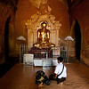 Archeological site of Bagan - Myanmar | Burma, Htilominlo Pahto built in 1218.