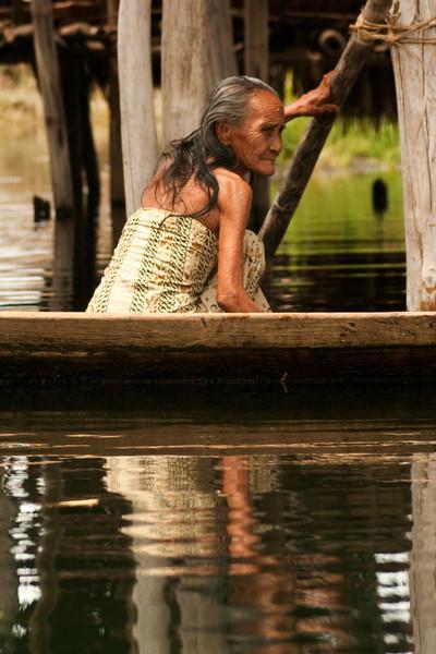INLE LAKE. BURMA. MYANMAR.