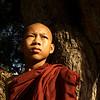 Archeological site of Bagan - Myanmar | Burma. Old monastery made of teak wood.
