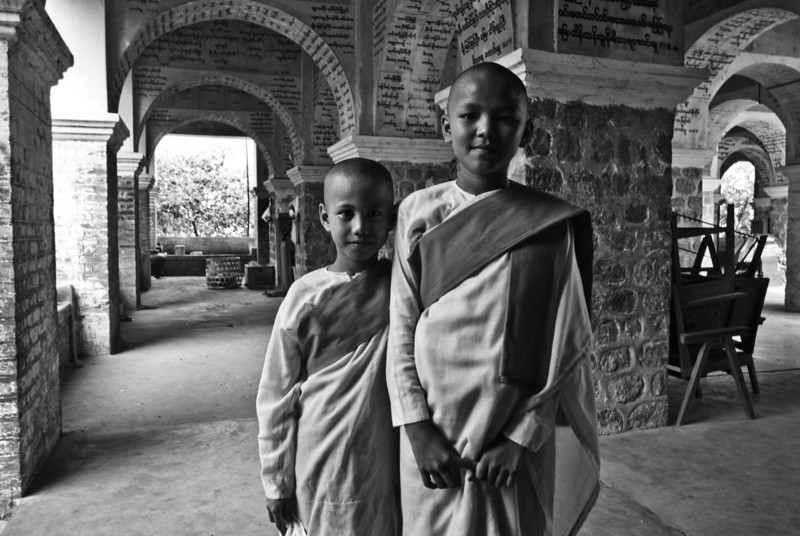 Mandalay Hill - Mandalay - Myanmar   Burma by JeeWee 2009