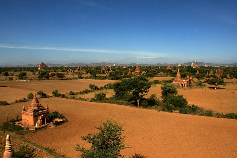 ARCHEOLOGICAL SITE OF BAGAN (PAGAN). MYANMAR | BURMA.