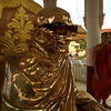 Statue of a Great Monk - University for Monks - Myanmar | Burma - Mandalay