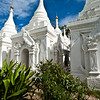 Sandamuni Paya - Mandalay - Myanmar | Burma by JeeWee 2009