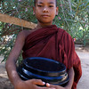 Archeological site of Bagan - Myanmar | Burma. Kyanzittha Monastery - Nyaung U. NOVICE [2]
