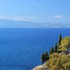 St.Jovan Kaneo church overlooking Ohrid lake, Macedonia