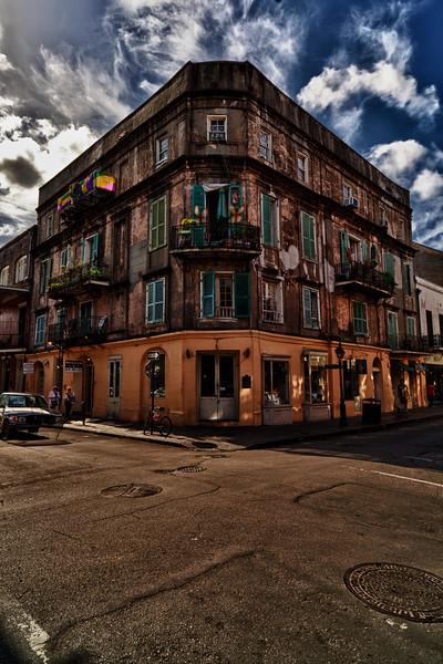 Cornered - New Orleans, LA