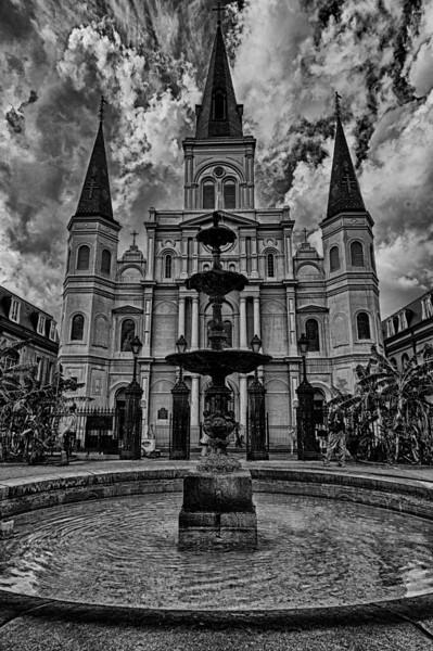 Fountain - New Orleans, LA