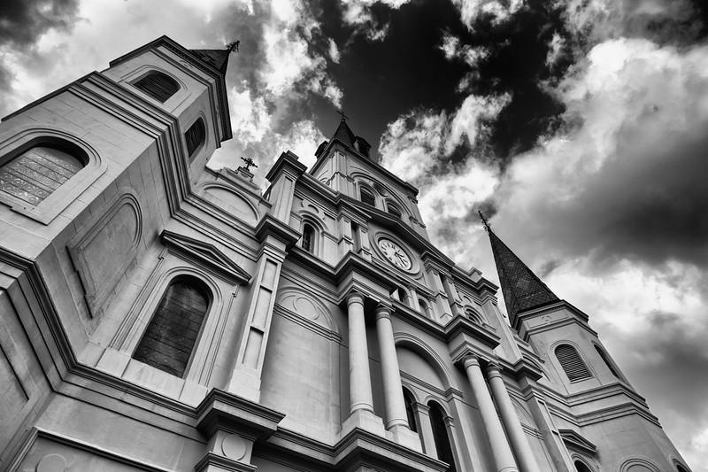 St. Louis Cathedral - New Orleans, LA