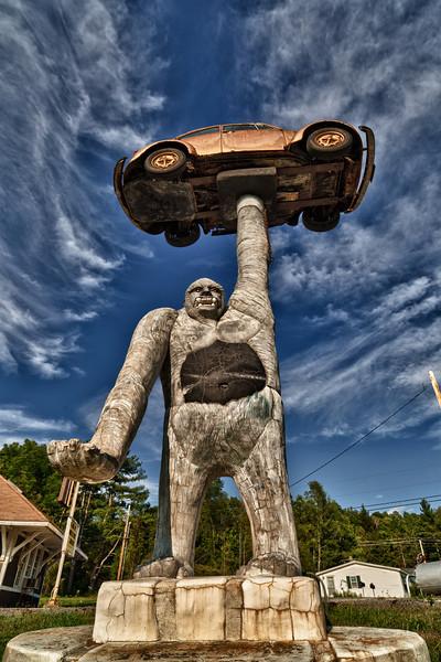 King Kong - Salisbury, VT