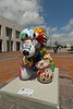 Bead dog - New Orleans, LA
