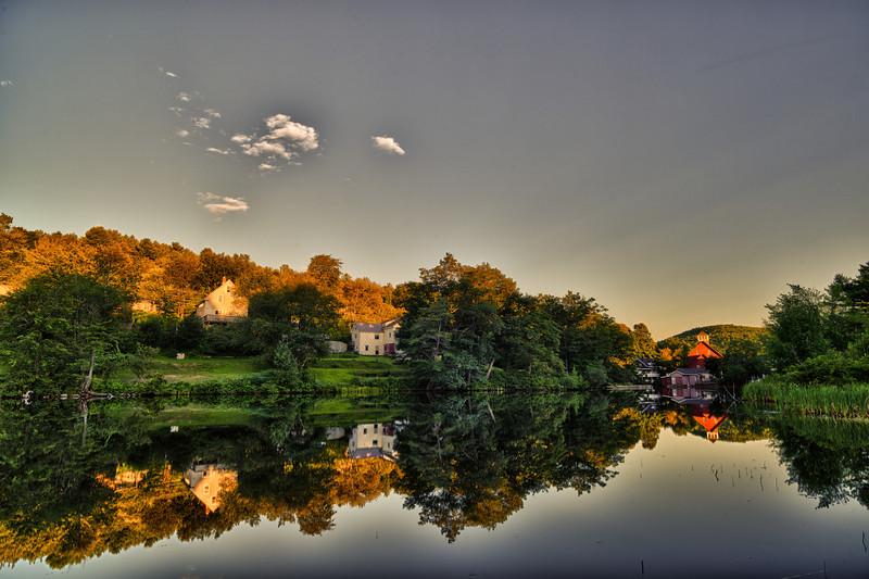 Mill Pond - Ashland, NH