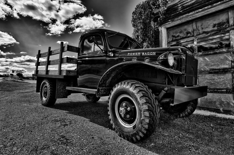 Power Wagon - Stowe, Vt