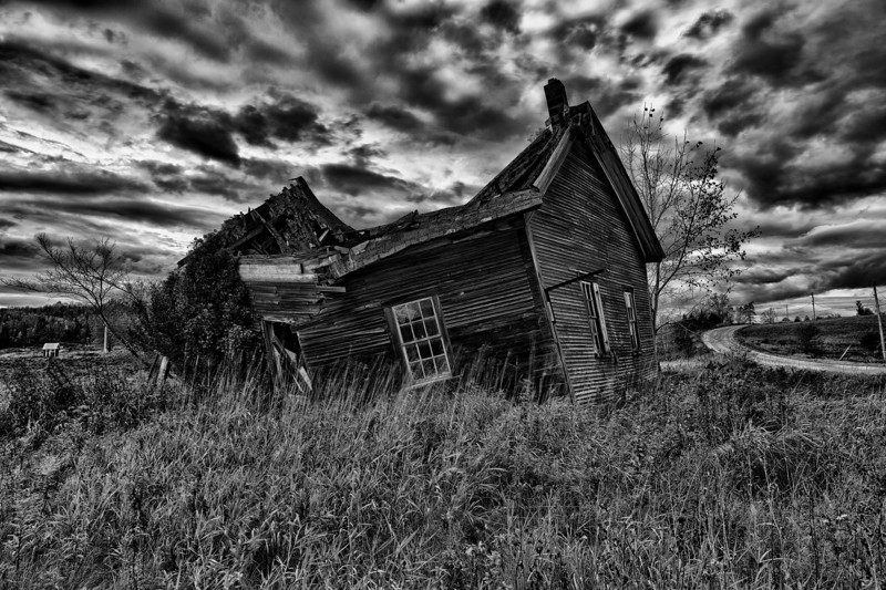 Schoolhouse - Morrisville, VT