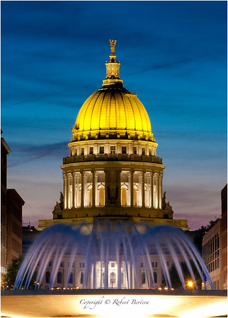 Madison Wisconsin Capital Dome