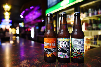 Martin's Restaurant and Bar in Jackson offers a trio of beers from Southern Tier, including Pumking, Live and Right-O-Way IPA
