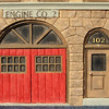 Detail of Firehouse.