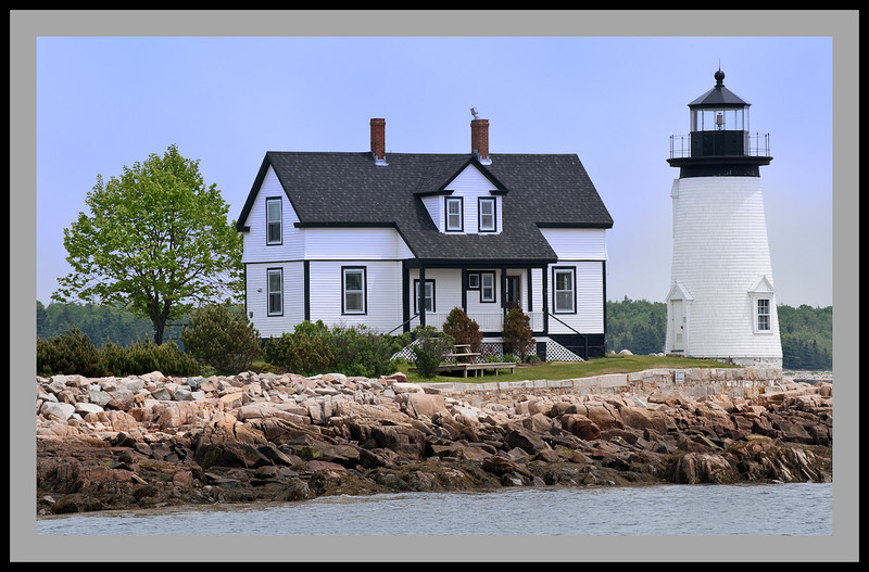 Prospect Harbor Lighthouse
