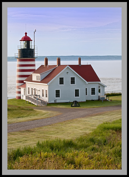 West Quoddy Lighthouse 1