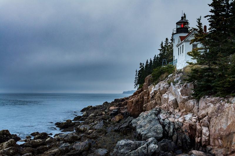 Acadia National Park Lighthouse Sept 2017